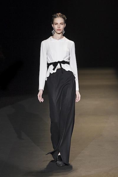 huge selection of e6189 0c975 Milano Fashion Week 2013: l'eleganza autentica di Alberta ...