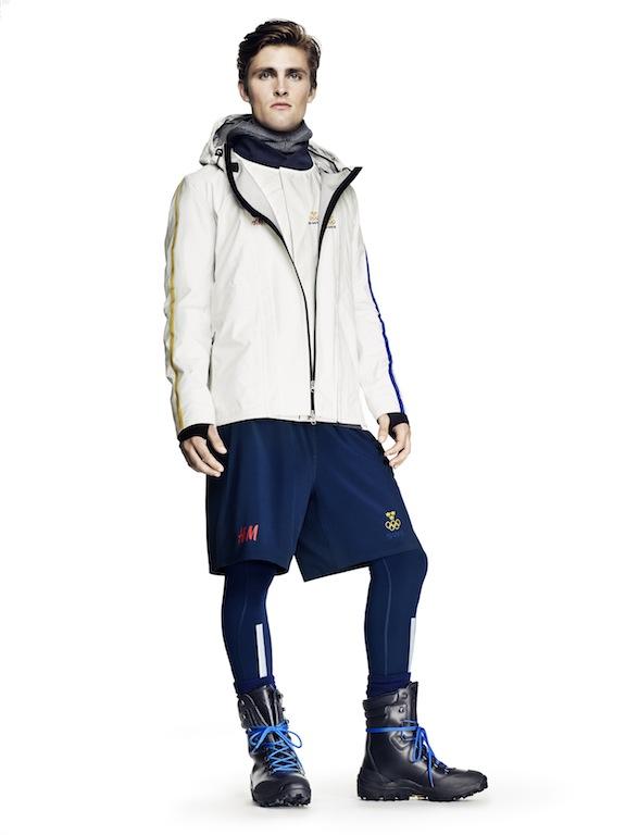 Sochi 2014 stilisti e atleti ecco chi veste chi le foto for Olimpici scandinavi