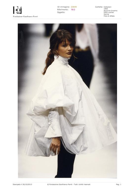 check out 74e74 80c79 La camicia bianca secondo me. La mostra su Gianfranco Ferrè ...