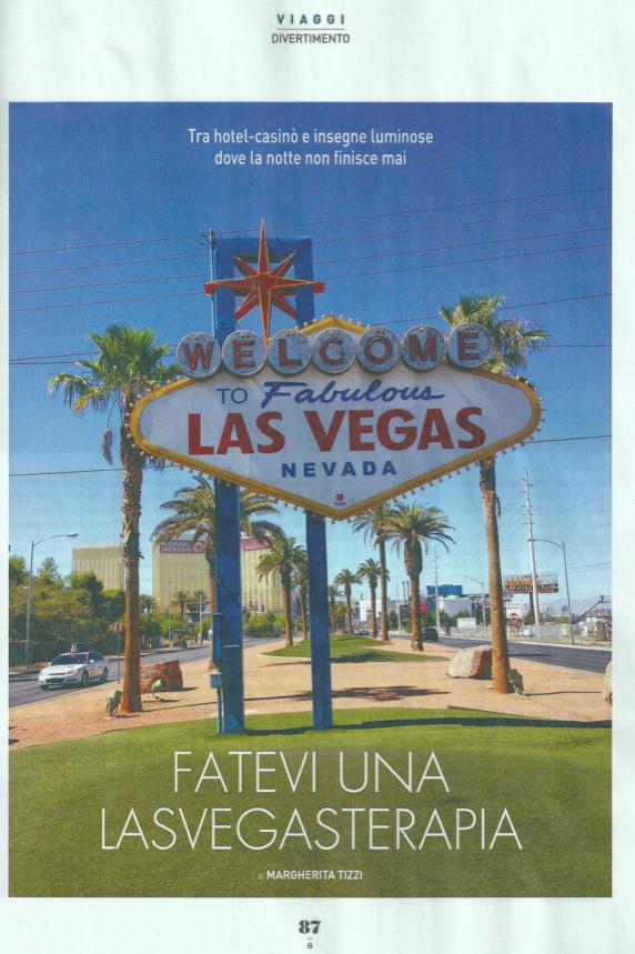 Las Vegas Viaggi