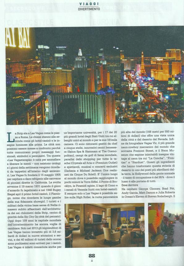 Las Vegas Viaggi 2
