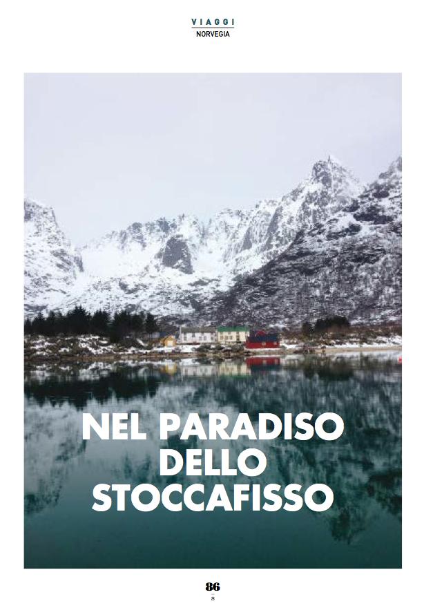 Norvegia stoccafisso Style Il Giornale