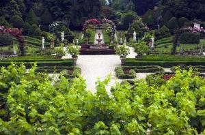 Villa Pisani Bolognesi Scalabrin ph Giorgio Majno Archivio Grandi Giardini Italiani 100 Giardini Per EXPO 2015