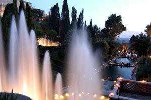 Villa dEste Tivoli Archivio Grandi Giardini Italiani 100 Giardini Per EXPO 2015