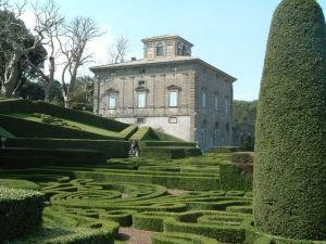 Villa Lante Archivio Grandi Giardini Italiani 100 Giardini Per EXPO 2015