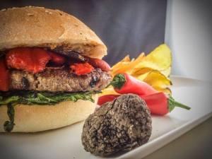 Fatto Bene Hamburger Milano