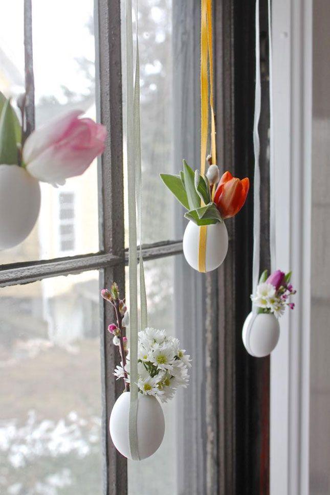 Pasqua 2015 Decorazioni Fai Da Te Con L Aiuto Di Pinterest Moda A