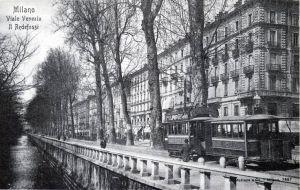 Bastioni di Porta Venezia Milano