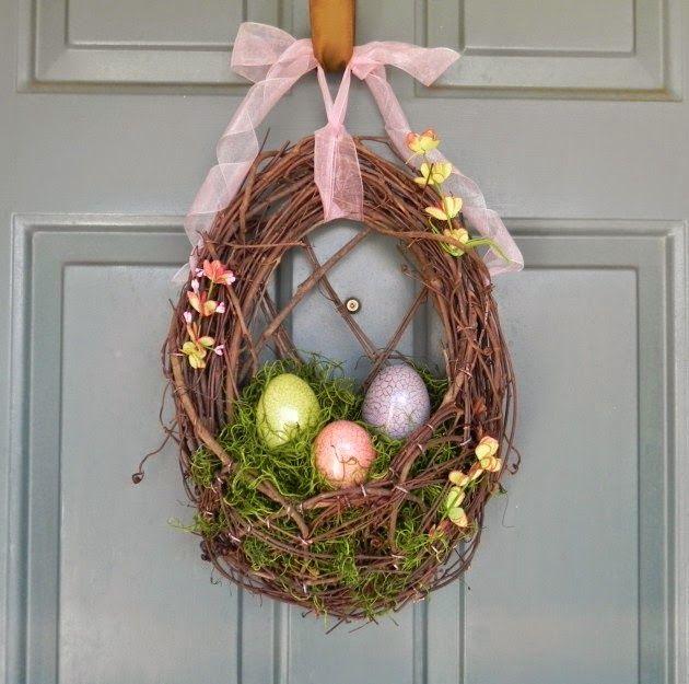 Pasqua 2015 decorazioni fai da te con l aiuto di pinterest moda a colazione - Fai da te pasqua decorazioni ...