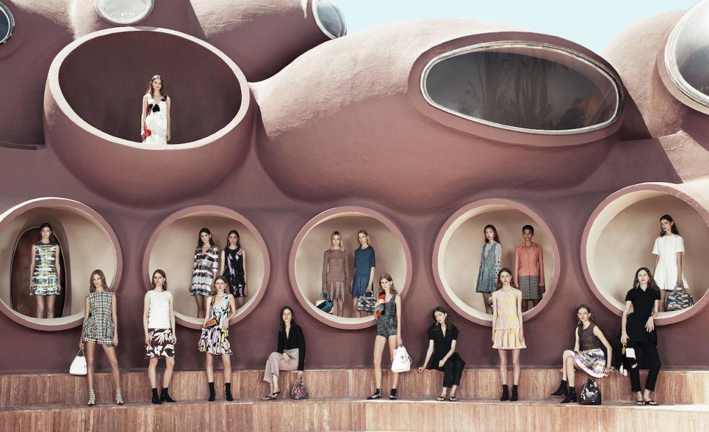 00 - Dior Cruise 2016 Group Shot