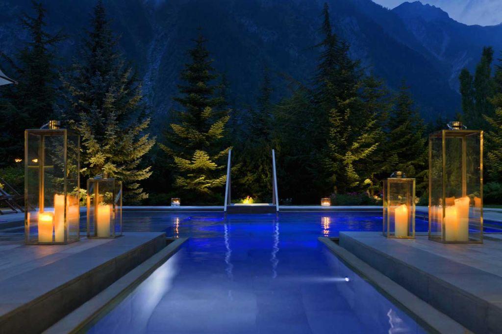 QC Terme Pré Saint Didier Spa & Resort