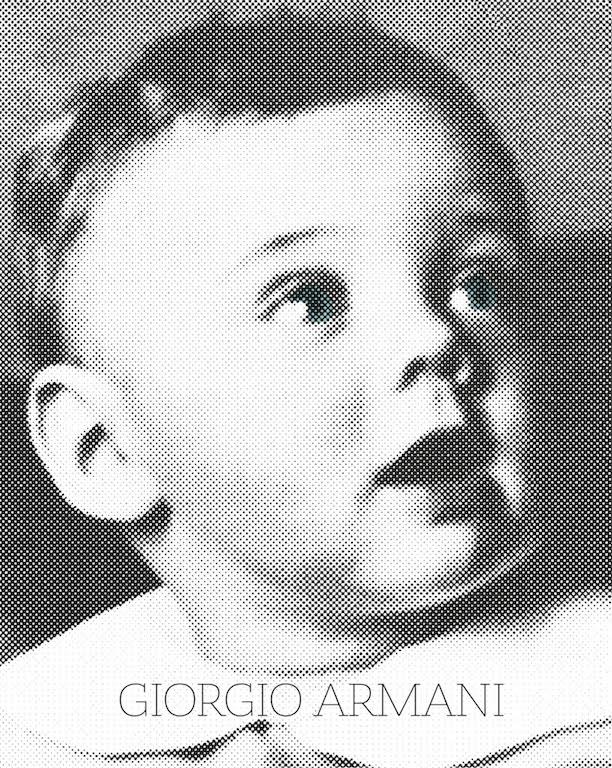 Giorgio Armani Book cover
