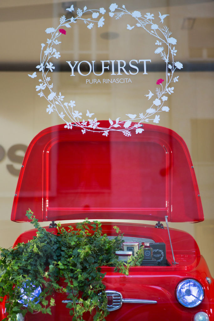 YOU FIRST AND SMEG special window - credit Daniele Poli
