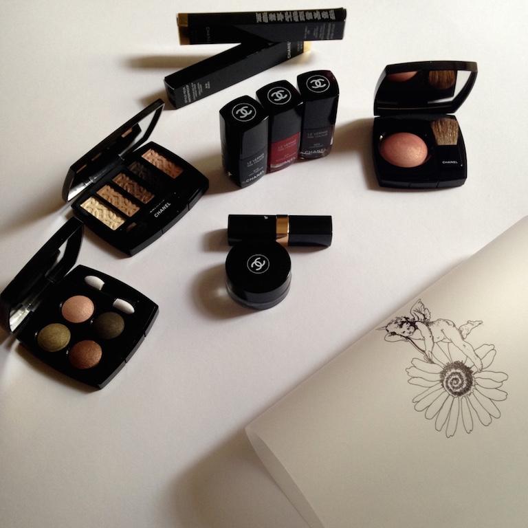 Chanel Les Automnales 2015