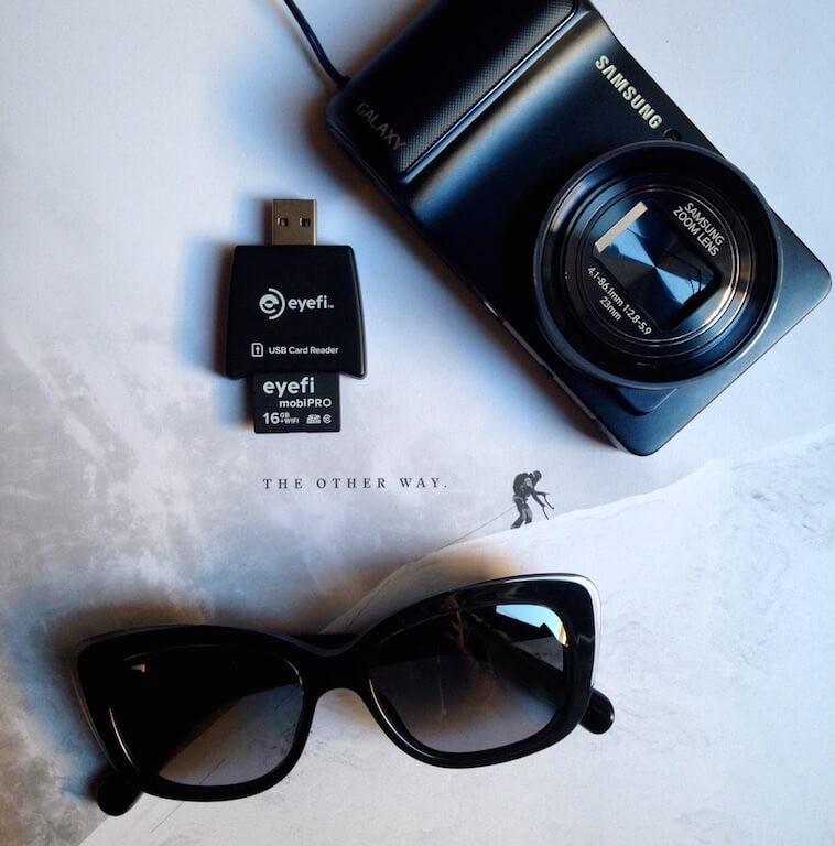 Eyefi Dior Samsung 1