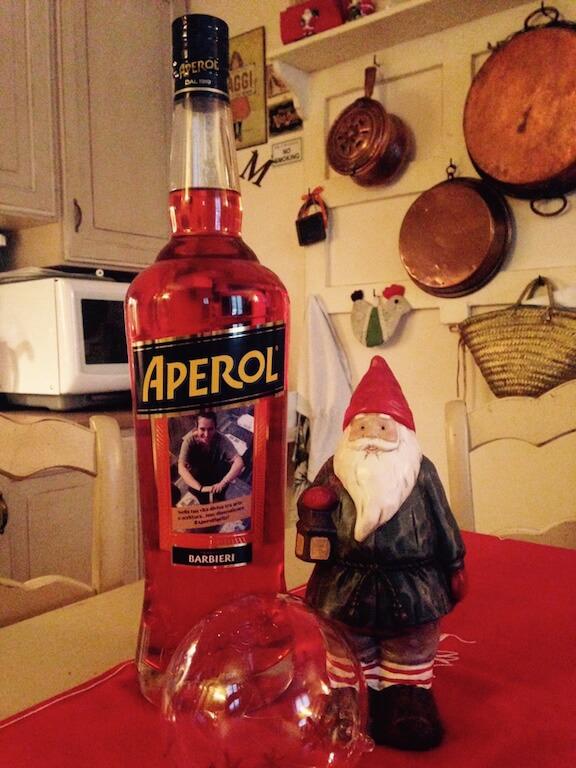 Magnum Aperol Spritz