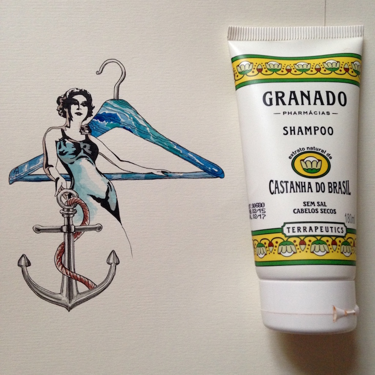 shampoo granado
