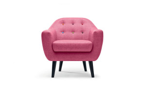 Ritchie Armchair, Made.com