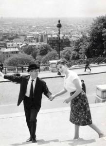 Raymond Peynet e Denise Damour