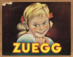 Zuegg, vecchia campagna pubblicitaria