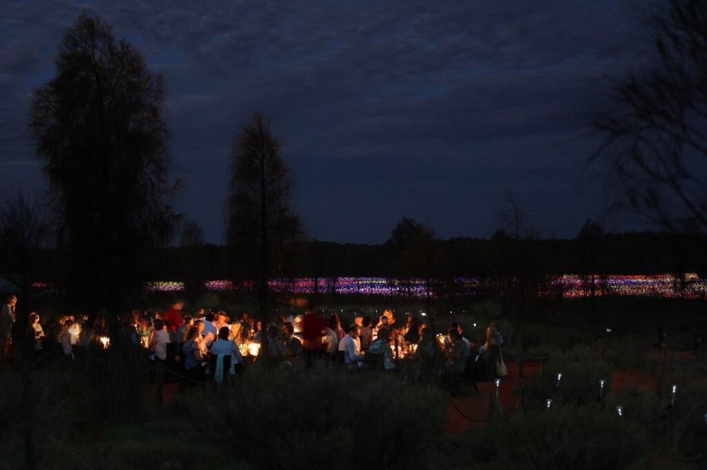 Field Of Light Uluru - A Night at Field of Light Dining 0X0A9750adj_xl