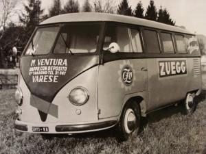 furgoncino anni 60 Zuegg