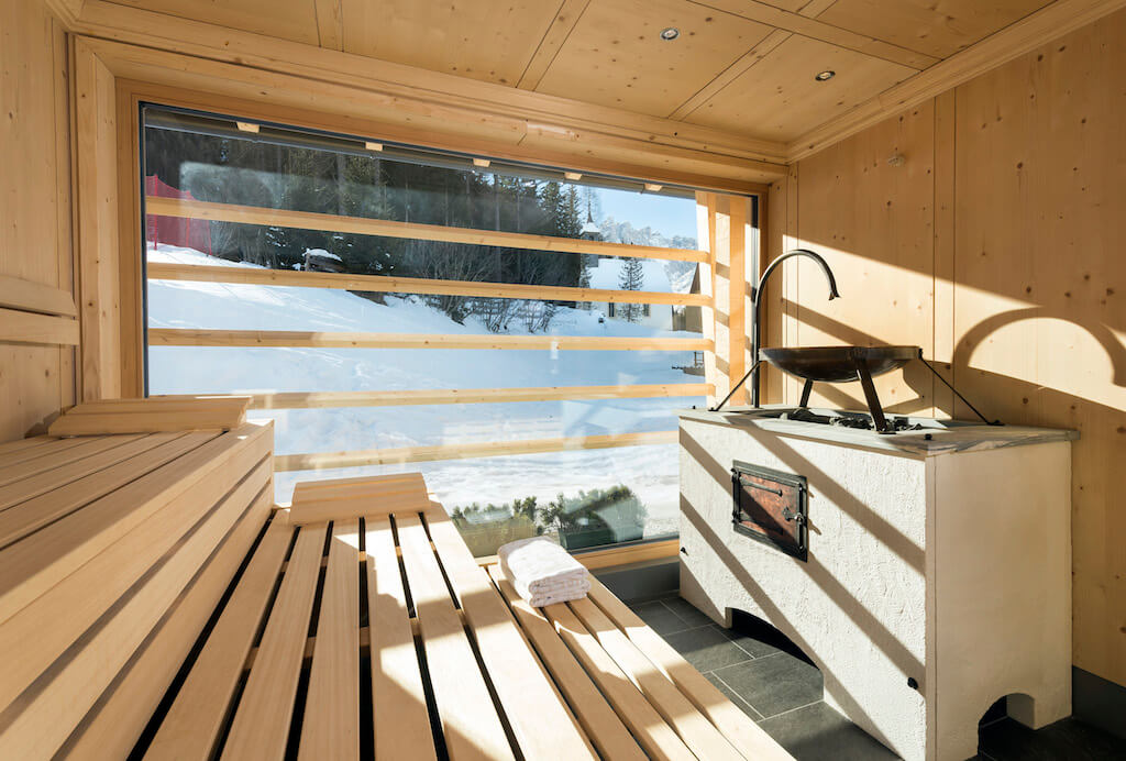 panoramic sauna st.valentin 2 - Bad Moos