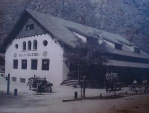 Zuegg stabilimento Lana Traindler Hof