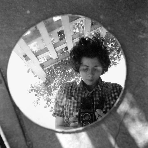 Vivian Maier autoritratto