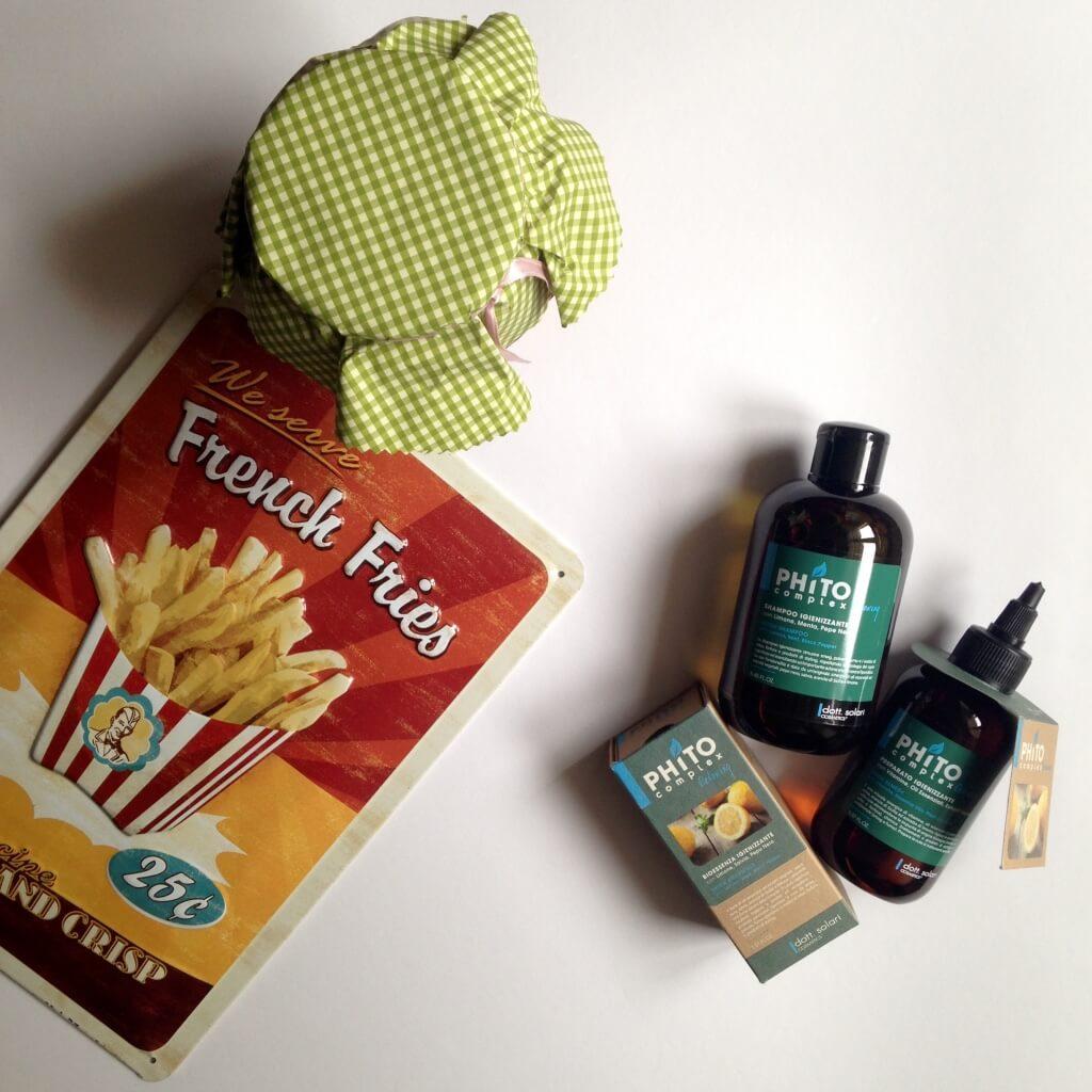 Come eliminare gli odori della cucina dai capelli