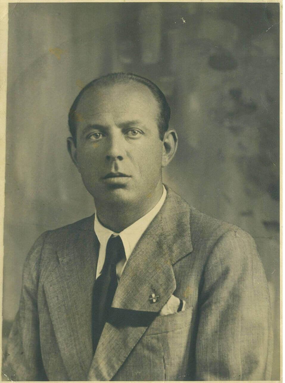 Egidio Brugola fondatore