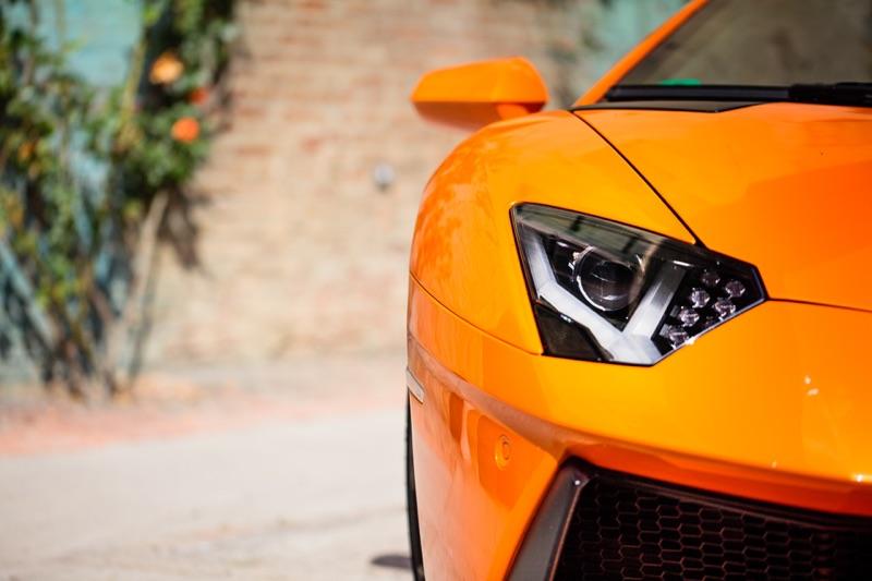 Elicottero Lamborghini : Anni di lamborghini