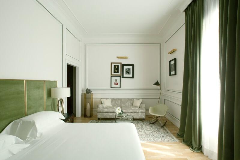 Palazzo Dama_suite_green_ph. y Oberto Gili (1)