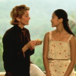 INDOCHINE, from left: Catherine Deneuve, Linh Dam Pham, 1992. ©Sony Pictures Classics
