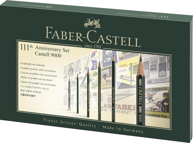 Faber-Castell_Castell 9000 Anniversary box - 119091