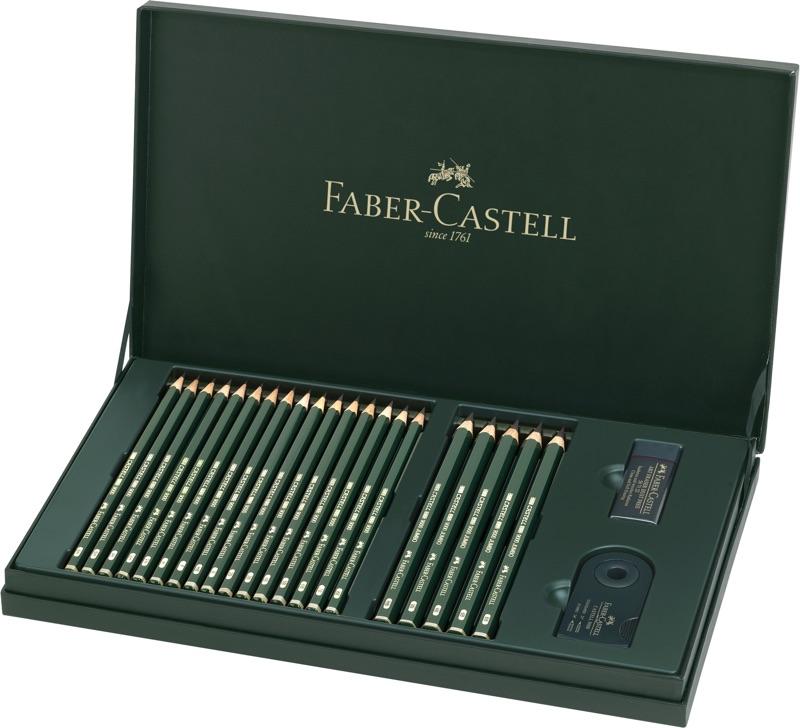 Faber-Castell_Castell 9000 Anniversary box open - 119091