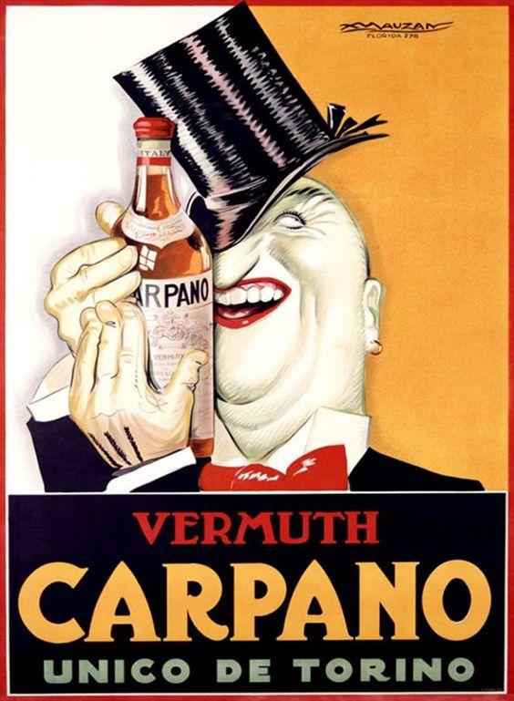 Il Vermouth stimola l'appetito