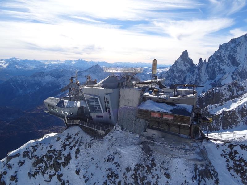 Aosta E Skyway Monte Bianco
