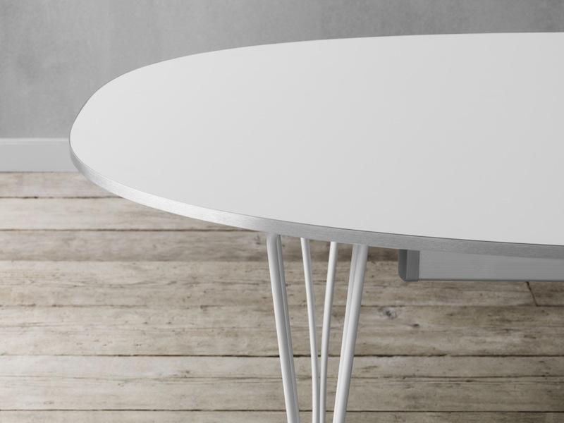 Table Series Super Elliptical Table