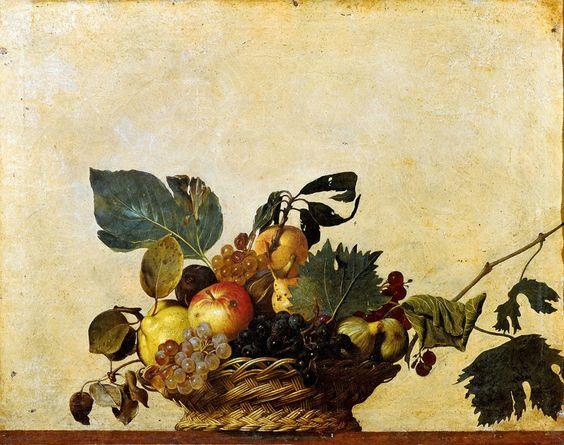Canestra di frutta Caravaggio