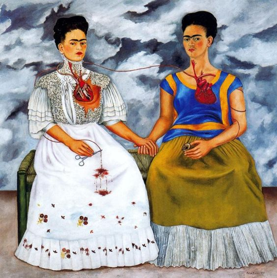 Le due Frida Kahlo
