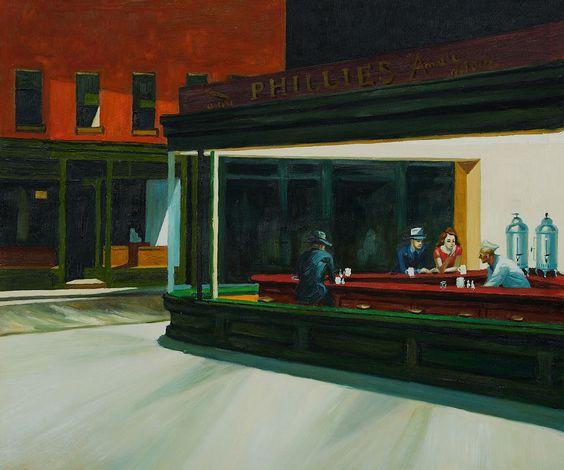 Nighthawks Hopper