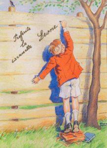 Pastiglie Leone pubblicità anni'40