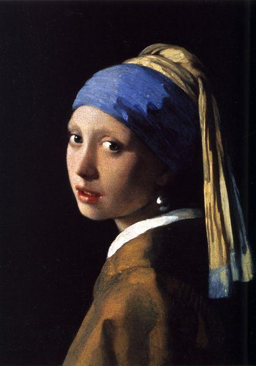 Ragazza con orecchino di perla Vermeer