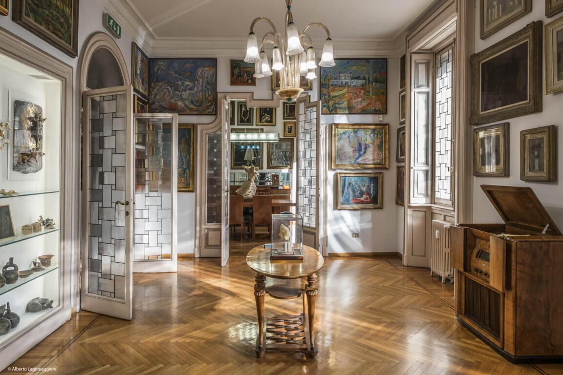 Casa Boschi Di Stefano