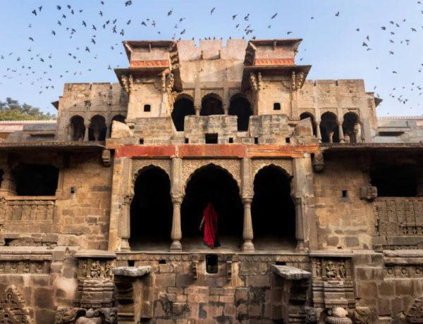 Steve McCurry - Chand Baori India1