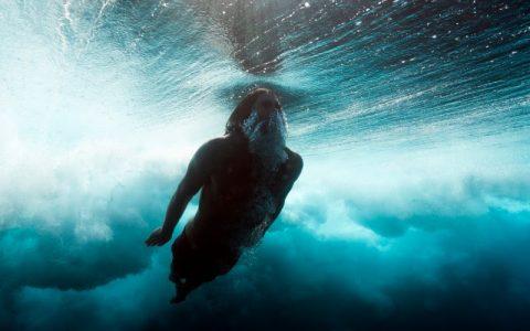 nuoto oceano patagonia