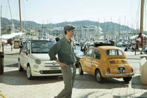 A Cannes un salto nel tempo fino agli anni Sessanta con la nuova Fiat 500 serie speciale dedicata al 60esimo anniversario (2)