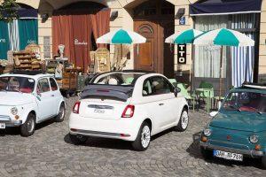 A Monaco un salto nel tempo fino agli anni Sessanta con la nuova Fiat 500 serie speciale dedicata al 60esimo anniversario (2)