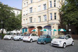 A Monaco un salto nel tempo fino agli anni Sessanta con la nuova Fiat 500 serie speciale dedicata al 60esimo anniversario (3)